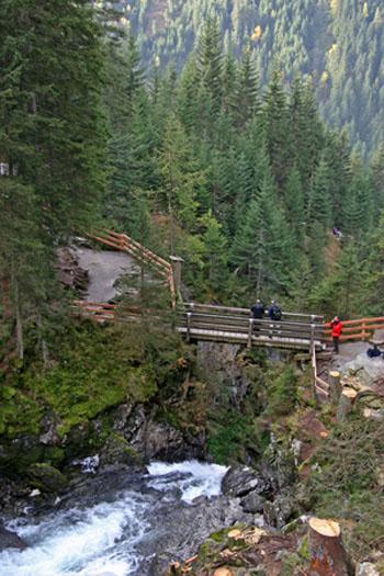 Foto: Günther / Wander Tour / Wilde Wasser im Untertal / Wandererlebnis für die ganze Familie neben eiszeitlichen Quellen, naturnahen Pfaden und Wegen / 28.01.2008 15:56:55