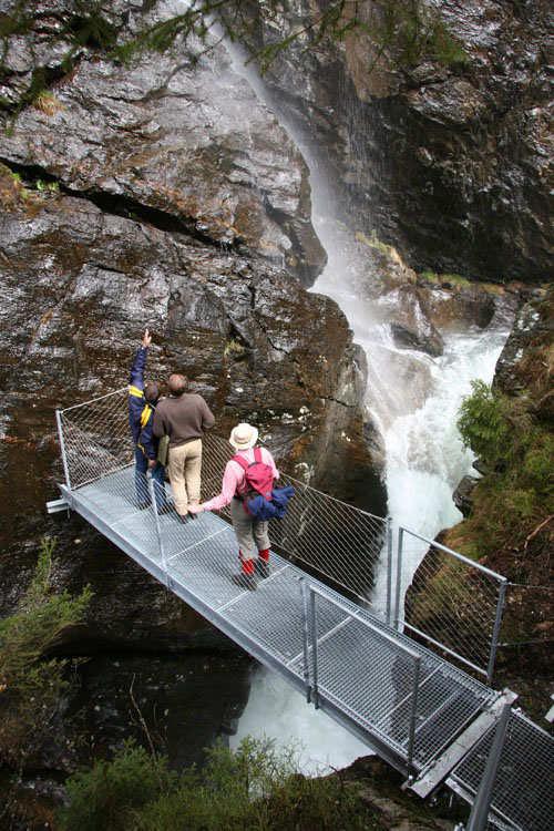 Foto: Günther / Wander Tour / Wilde Wasser im Untertal / Wandererlebnis für die ganze Familie neben eiszeitlichen Quellen, naturnahen Pfaden und Wegen / 28.01.2008 15:56:48