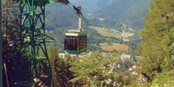 Foto: Romana Koeroesi / Wander Tour / Hoch über Mariazell – die Mariazeller Bürgeralpe / Copyright Mariazeller Schwebebahnen GmbH / 04.05.2009 10:47:21