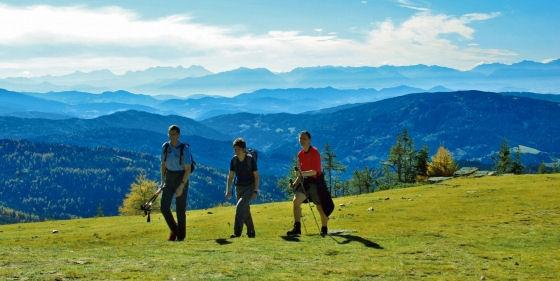 Foto: Romana Koeroesi / Wander Tour / Zirben-Atem-Trail / Copyright: Steiermark Tourismus/ikarus.cc / 30.04.2009 07:50:28