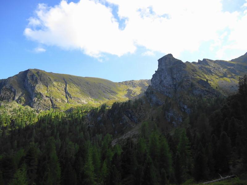 Foto: Günter Siegl / Wander Tour / Zum Dach der Nockberge / 22.09.2016 21:12:38