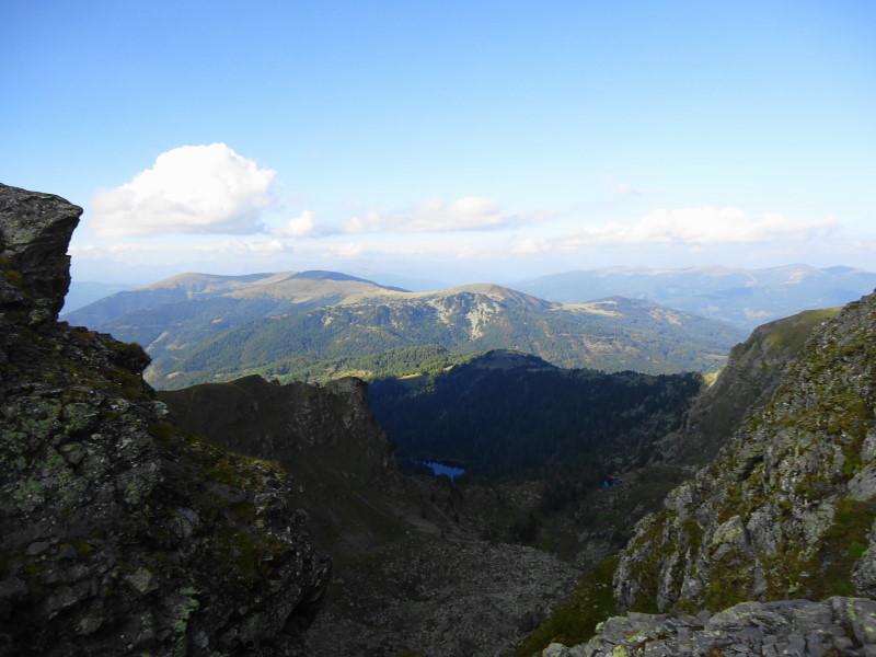 Foto: Günter Siegl / Wander Tour / Zum Dach der Nockberge / Dieslingsee / 22.09.2016 21:07:18
