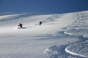Foto: Kloiber Gabi / Ski Tour / Skitourentipp - Gabel, 2.037 m / 12.09.2007 15:00:44
