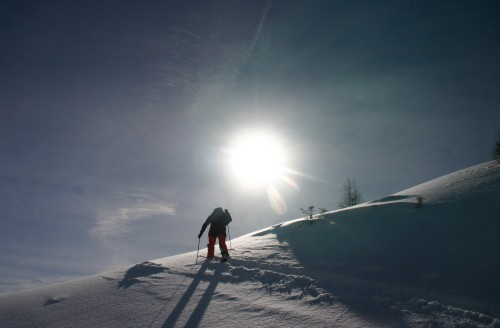 Foto: Kloiber Gabi / Ski Tour / Skitourentipp - Loosbühel, 1.984 m / 12.09.2007 15:08:17