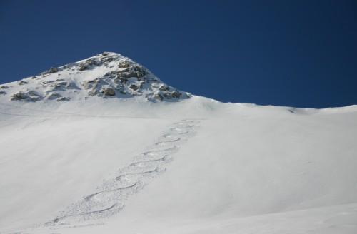 Foto: Kloiber Gabi / Ski Tour / Skitourentipp - Kreuzeck, 2.204 m / 12.09.2007 15:39:51