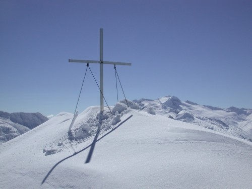 Foto: Kloiber Gabi / Ski Tour / Skitourentipp - Plattenkogel, 2.273 m / 12.09.2007 15:54:33
