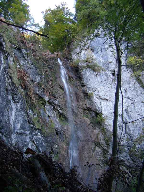 Foto: pipe / Wander Tour / Hinteralm / Wasserfall / 23.09.2007 16:15:13