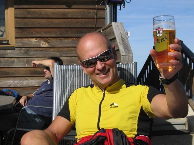 Foto: Jürgen Lindlbauer / Mountainbike Tour / Von Reichraming über das Aueralmbachtal auf die Hohe Dirn / Gerald ! / 25.09.2007 13:02:04