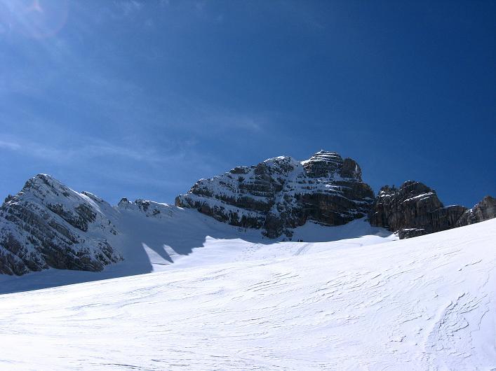 Foto: Andreas Koller / Wander Tour / Über die Steinerscharte zur Adamekhütte (2721 m) / Am Hohen Dachstein (2996 m) vorbei  / 28.09.2007 19:17:43