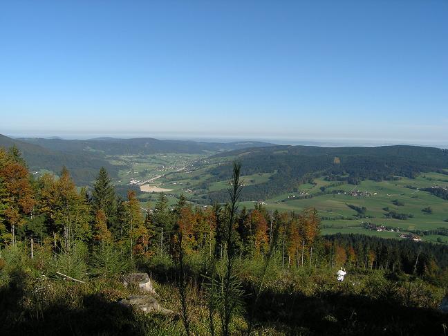 Foto: Benedik Herbert / Wander Tour / Der kürzeste Weg auf die Hochplettspitze / 02.10.2007 19:38:06
