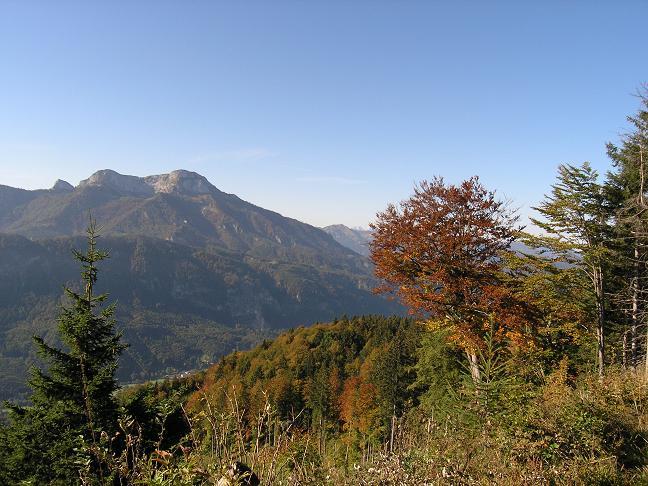 Foto: Benedik Herbert / Wander Tour / Der kürzeste Weg auf die Hochplettspitze / 02.10.2007 19:38:23