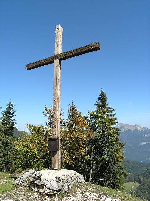 Foto: Benedik Herbert / Wander Tour / Illinger Alm Runde auf das Spitzeck / 02.10.2007 20:31:35