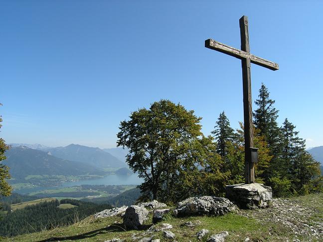 Foto: Benedik Herbert / Wander Tour / Illinger Alm Runde auf das Spitzeck / 02.10.2007 20:31:52