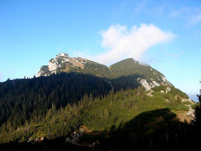 Foto: Manfred Karl / Klettersteig Tour / Leichtester Weg auf den Traunstein - über die
