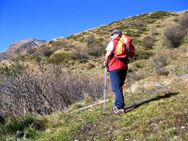 Foto: Andreas Koller / Wander Tour / Aus dem Schöttlgraben auf den Hohenwart (2363 m) / Unterhalb des Pölseck Jochs / 17.10.2007 02:27:16
