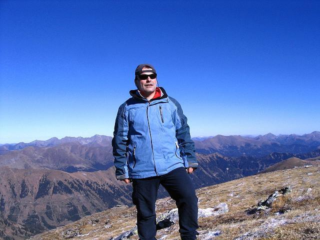 Foto: Andreas Koller / Wander Tour / Aus dem Schöttlgraben auf den Hohenwart (2363 m) / Am Hohenwart / 17.10.2007 02:21:07