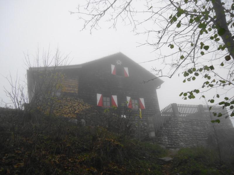 Foto: Günter Siegl / Wander Tour / Zum Otto - Kandler - Haus auf dem Hohenstein / 31.10.2014 22:05:50