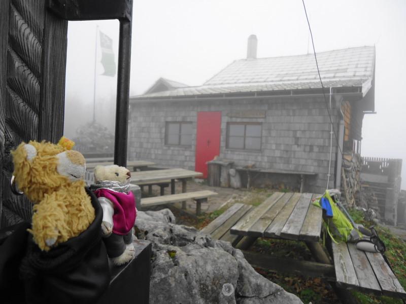 Foto: Günter Siegl / Wander Tour / Zum Otto - Kandler - Haus auf dem Hohenstein / 31.10.2014 22:05:36