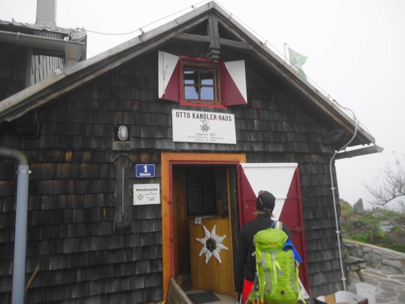 Foto: Günter Siegl / Wander Tour / Zum Otto - Kandler - Haus auf dem Hohenstein / 31.10.2014 22:05:13