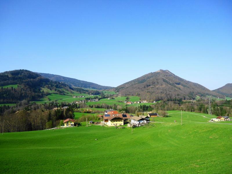 Foto: Günter Siegl / Wander Tour / Über den Hengstberg auf den Mühlstein / 04.05.2017 20:37:51