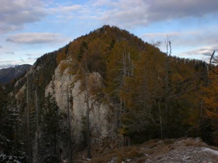 Foto: dobratsch11 / Wander Tour / Kobesnock / Der Gipfel  / 23.10.2007 20:56:21