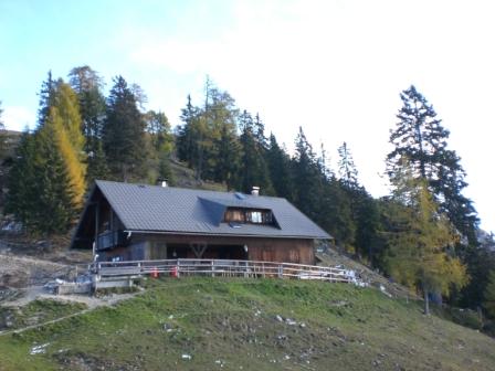 Foto: dobratsch11 / Wander Tour / Kobesnock / 23.10.2007 20:49:22