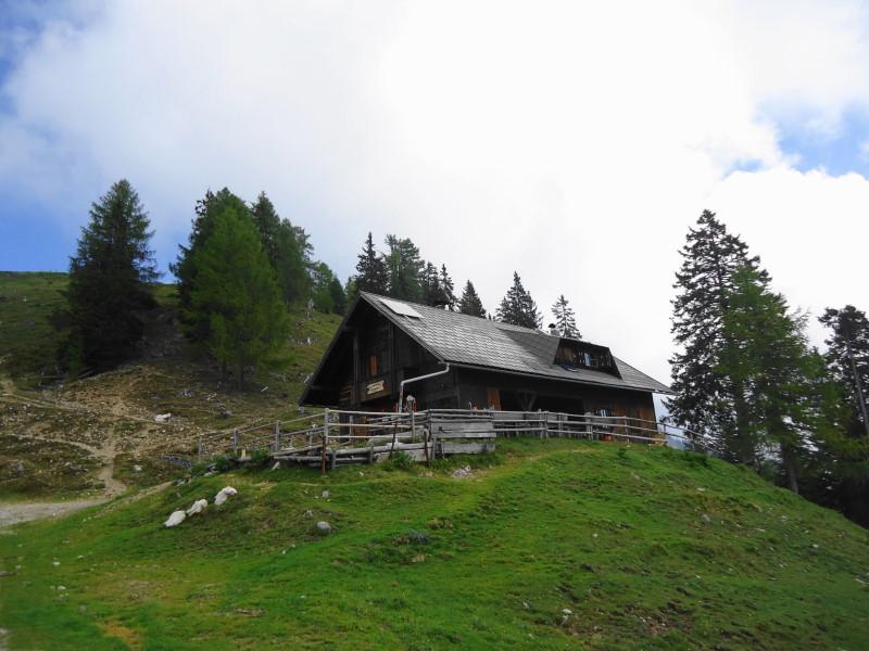 Foto: Günter Siegl / Wander Tour / Kobesnock / Wertschacher Alm  / 24.10.2016 20:50:22