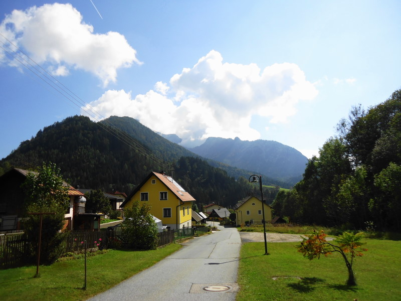 Foto: Günter Siegl / Wander Tour / Kobesnock / Erlachgraben / 24.10.2016 20:47:53