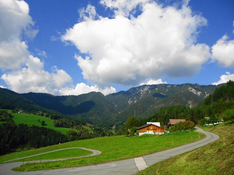 Foto: Günter Siegl / Wander Tour / Kobesnock / Kobesnock (Aufnahme vom Gegenhang) / 24.10.2016 21:01:35