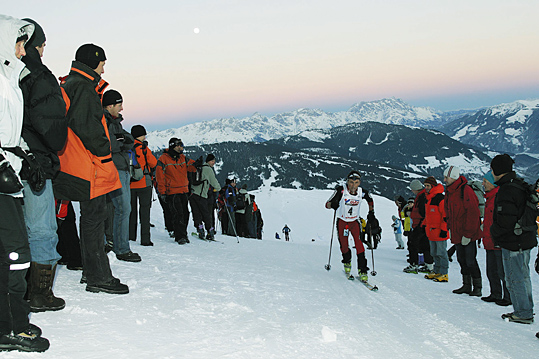 Foto: Alpintouren Redaktion / Ski Tour / Mountain Attack 2008 - Strecke Marathon / Fotos zur Verfügung gestellt von: werbeagentur nmc gmbh / 14.11.2007 08:05:47