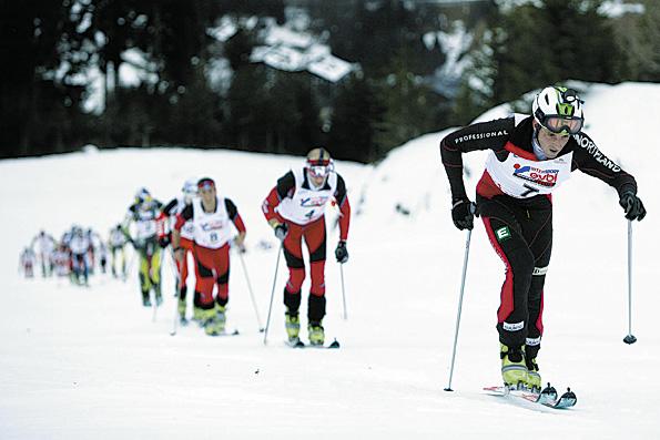 Foto: Alpintouren Redaktion / Ski Tour / Mountain Attack 2008 - Strecke Marathon / Fotos zur Verfügung gestellt von: werbeagentur nmc gmbh / 14.11.2007 08:06:10