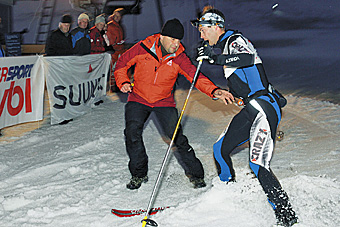 Foto: Alpintouren Redaktion / Ski Tour / Mountain Attack 2008 - Strecke Marathon / Fotos zur Verfügung gestellt von: werbeagentur nmc gmbh / 14.11.2007 08:06:23
