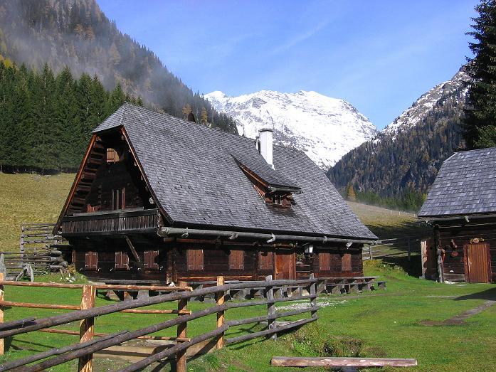 Foto: Andreas Koller / Wander Tour / Lanschitzseen und Hasenhöhe (2446 m) / Ausgangspunkt Lasshoferalm / 30.10.2007 04:45:50