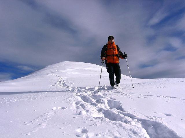 Foto: Andreas Koller / Wander Tour / Lanschitzseen und Hasenhöhe (2446 m) / Abstieg von der Hasenhöhe im Okt. 2007 / 30.10.2007 04:35:44