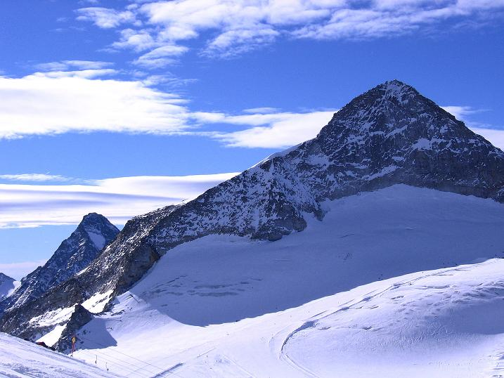 Foto: Andreas Koller / Ski Tour / Tuxer Eingehtour auf zwei Dreitausender (3288 m) / Olperer (3476 m) und Fußstein (3380 m) im S / 03.11.2007 22:30:43