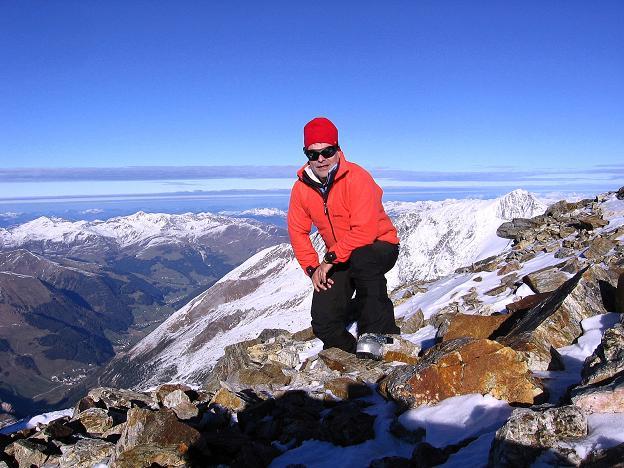 Foto: Andreas Koller / Ski Tour / Tuxer Eingehtour auf zwei Dreitausender (3288 m) / Am Großen Kaserer  / 03.11.2007 22:22:07