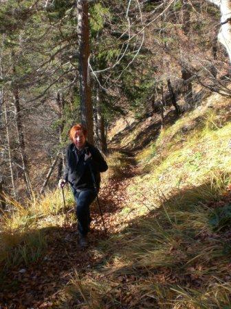 Foto: dobratsch11 / Wander Tour / Monte Nebria 1207m / 04.11.2007 20:49:40