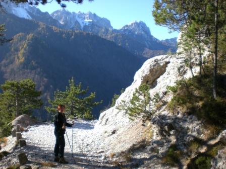 Foto: dobratsch11 / Wander Tour / Monte Nebria 1207m / 04.11.2007 20:48:32