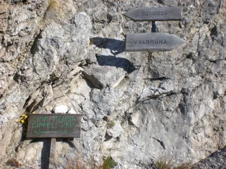 Foto: dobratsch11 / Wander Tour / Monte Nebria 1207m / 04.11.2007 20:48:18