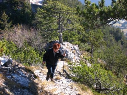 Foto: dobratsch11 / Wander Tour / Monte Nebria 1207m / 04.11.2007 20:48:02
