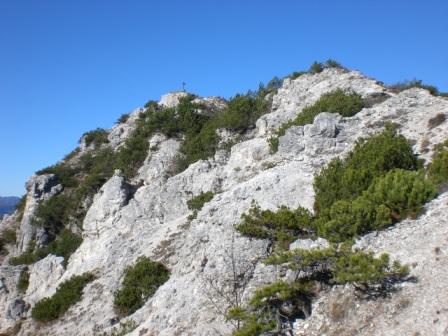 Foto: dobratsch11 / Wander Tour / Monte Nebria 1207m / 04.11.2007 20:47:24