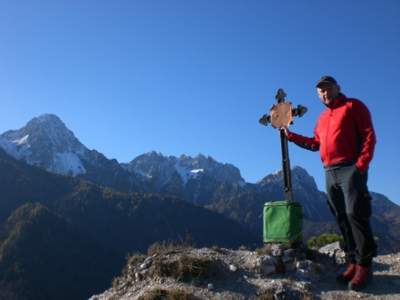 Foto: dobratsch11 / Wander Tour / Monte Nebria 1207m / 04.11.2007 20:46:41