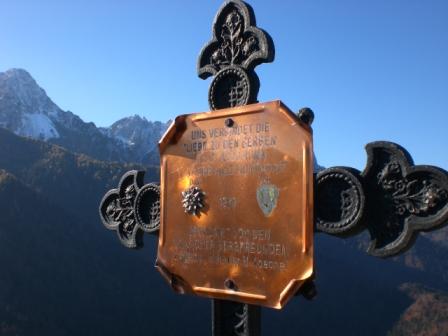 Foto: dobratsch11 / Wander Tour / Monte Nebria 1207m / 04.11.2007 20:46:05