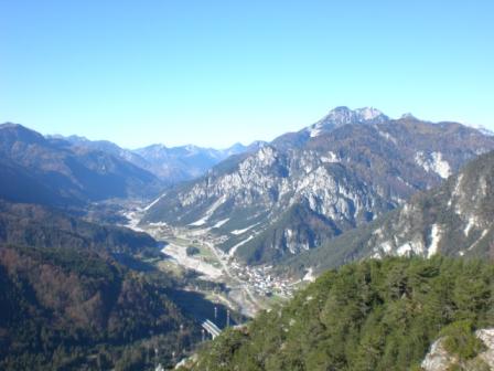 Foto: dobratsch11 / Wander Tour / Monte Nebria 1207m / 04.11.2007 20:45:48