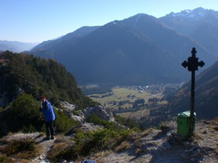Foto: dobratsch11 / Wander Tour / Monte Nebria 1207m / 04.11.2007 20:43:41