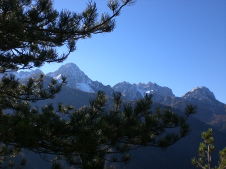 Foto: dobratsch11 / Wander Tour / Monte Nebria 1207m / 04.11.2007 20:43:10