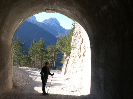 Foto: dobratsch11 / Wander Tour / Monte Nebria 1207m / 04.11.2007 20:42:38