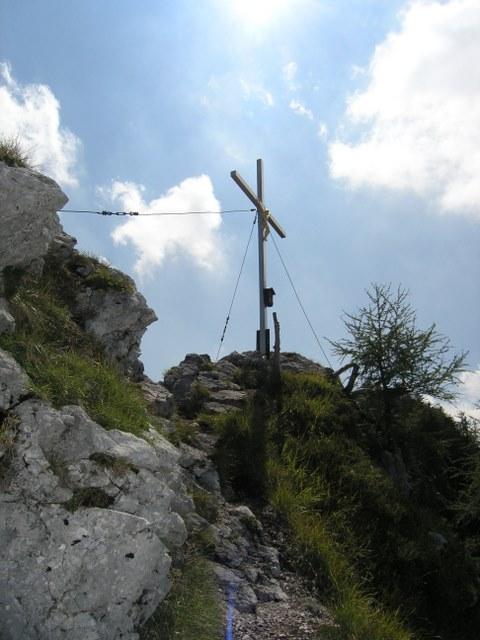 Foto: Benedik Herbert / Wander Tour / Falkenstein und Falkastoal - 2 Gipfel und 3 Seen / Gipfel 2 / 10.11.2007 12:11:03