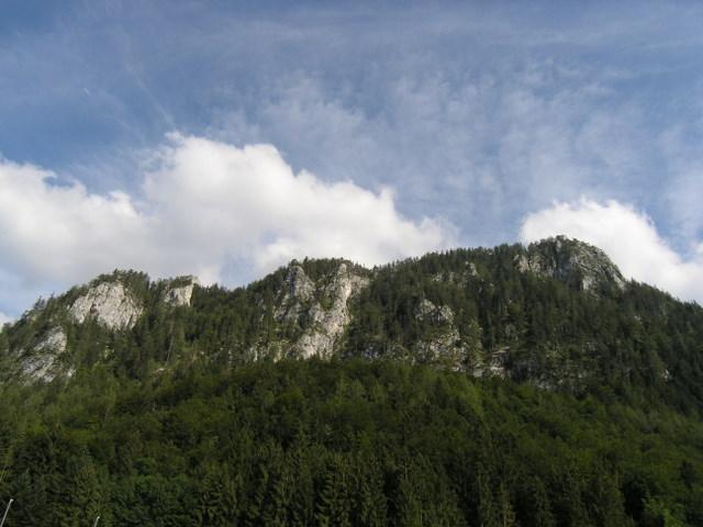 Foto: Benedik Herbert / Wander Tour / Falkenstein und Falkastoal - 2 Gipfel und 3 Seen / ...der Falkenstein / 10.11.2007 12:13:16