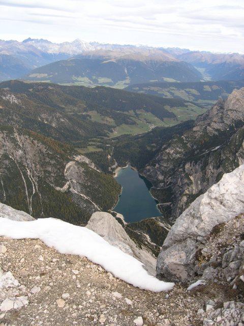 Foto: Benedik Herbert / Wander Tour / Seekofel - Runde / Pragser Wildsee / 10.11.2007 17:24:59